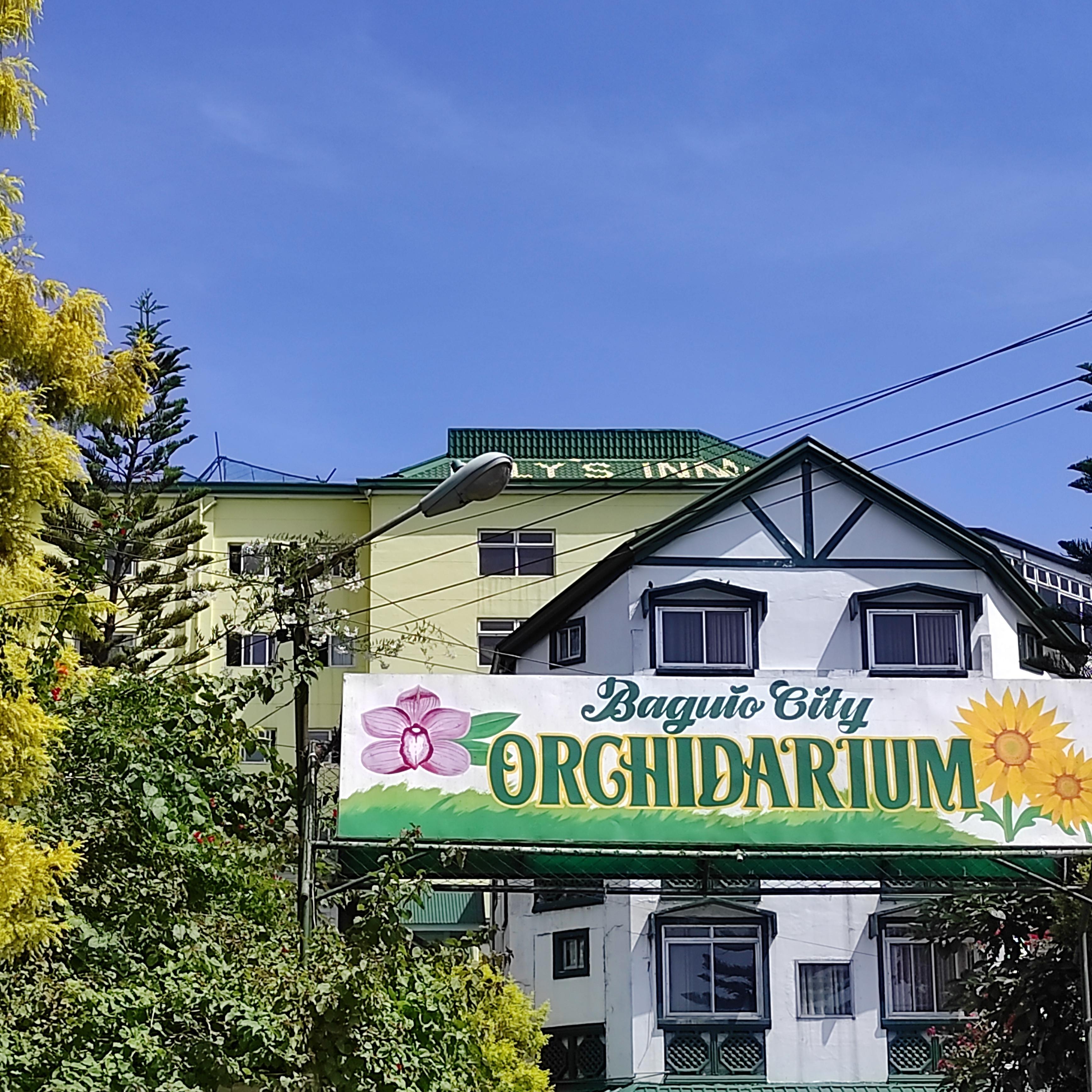 The Orchidarium in Baguio City Philippines